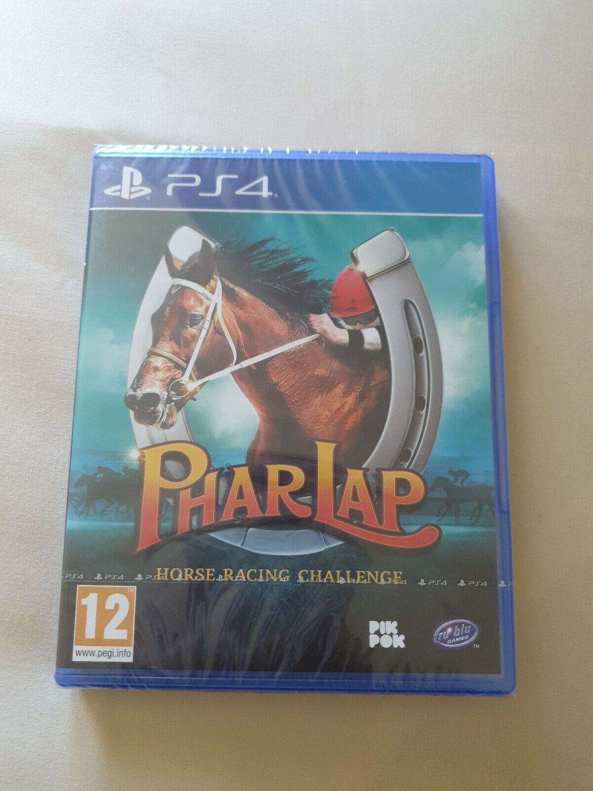 Phar Lap Horse Racing Challenge Ps4 Game For Sale Online Ebay