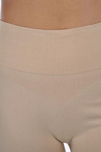S//M L//XL Hi-Waisted Comfort Tummy Control Shaper Shorts O//S