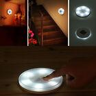 Night Light 1.2W Round Nightlight Intelligent LED Body Motion Sensor Light F5