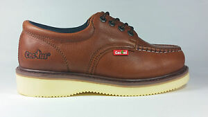 Shoes Real Brown Work 422m New Toe In Leather Cactus Box Light Moc HZTx5wqq6
