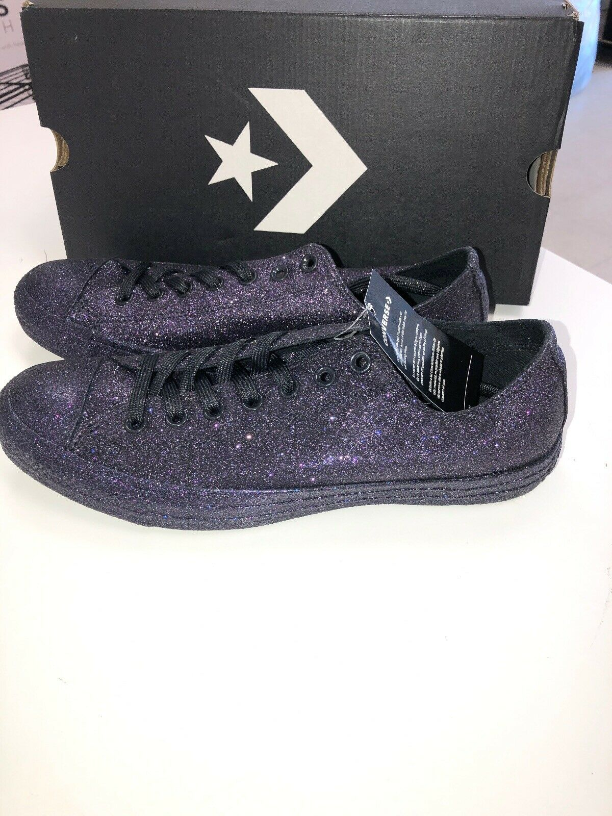 New O Converse Chuck Taylor All Star Ox Low 153805C 153805C 153805C Obsidian schuhe Counter Clima 47b347