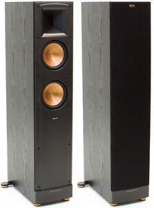Klipsch-RF-62-II-Reference-Floorstanding-Speaker-Black-Pair