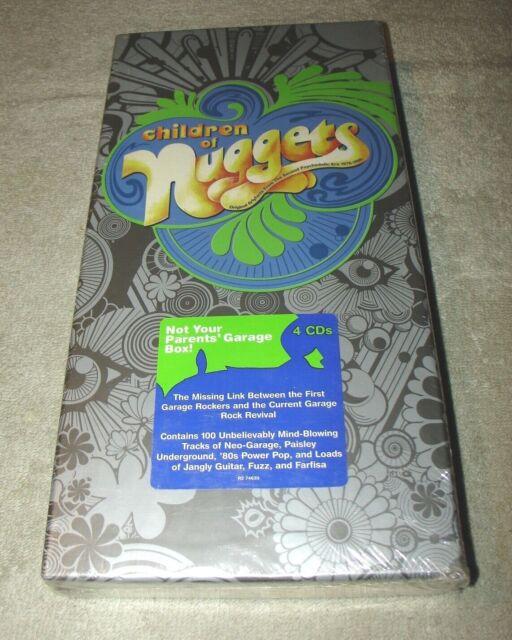 Children of Nuggets: Original Artyfacts Second Psychedelic Era - RHINO 4 CD SET