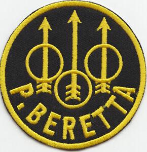 Beretta-Aufnaeher-Patch-zum-Aufbuegeln-Beretta-Embroidered-Beretta-Firearms