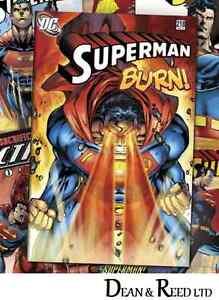 40cm x 50cm MPP50405 M40 Dc Comics Superman Comic Covers - Mini Poster