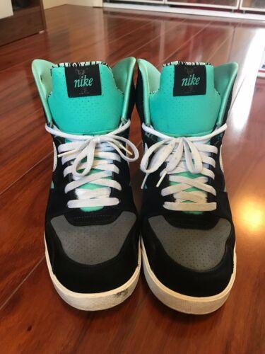 Uomo Retro Rt1 011 azzurro 10 Black Scarpe grigio High scuro Taglia Nike 354034 8w6qZ6