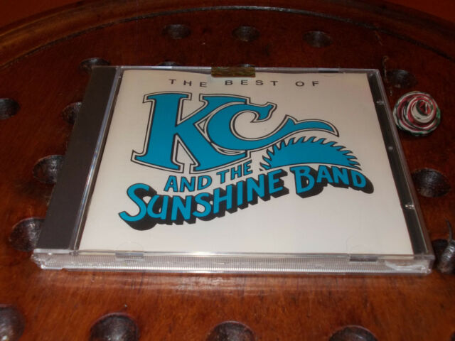 KC and the Sunshine Band Best of.  Cd ..... New