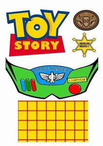 Toy-STORY-Commestibile-Glassa-Decorazione-per-torte