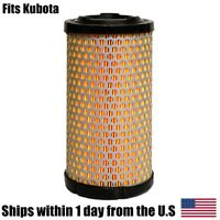 6c060-99410 Air Filter Made To Fit Kubota Tractor Models B1610 B2100 B2110 on sale