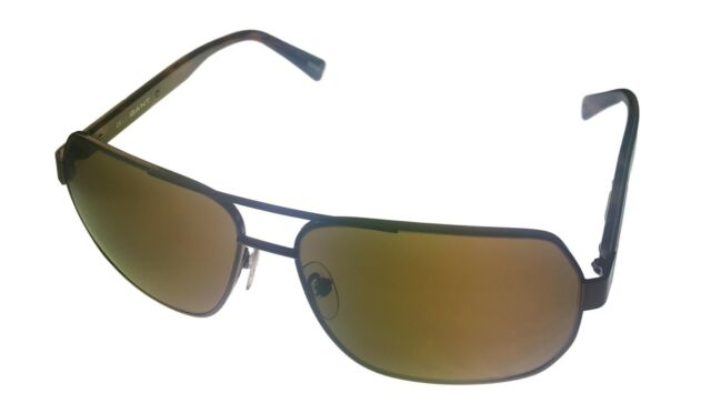 dd568f758a Gant Sunglass Mens Metal Aviator Brown Brown Lens Henie for sale ...