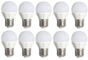10er-V-TAC-LED-Bulb-LED-Lampe-G45-4W-30W-320lm-E27-2700k-180-Miniglobe-EEK-A