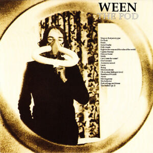 Ween The Pod 2x Grey Vinyl Lp Record With Bonus Cd Only