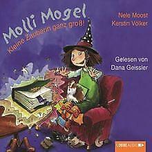 Molli-Mogel-Kleine-Zauberin-ganz-gross-von-Nele-Moost-Buch-Zustand-gut