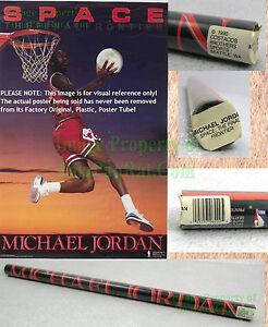 Costacos-Michael-Jordan-Space-the-Final-Frontier-Factory-Sealed-Poster-STAR-TREK