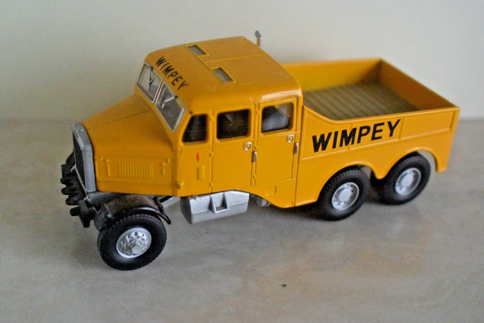 Corgi Classics  Wimpey Scammell Constructor (CAB)
