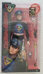 Action capitaine La figurine originale de super-héros avec bonus de bande dessinée 692618297721