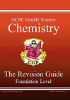 GCSE Double Science: Chemistry Revision Guide - Foundation by Richard Parsons (Paperback, 2001)