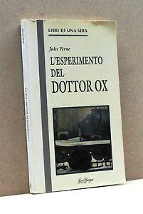 L-039-ESPERIMENTO-DEL-DOTTOR-OX-J-Verne-Libro-La-Spiga-Maravigli-edit