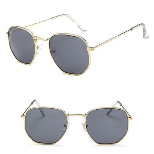 2019 Polygonal Sunglasses Women