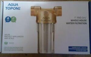 Agua Topone Whole House filtrationWate