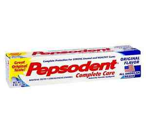 pepsodent toothpaste manufacturer