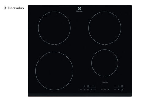 ELECTROLUX EHH3634F9K Build In Black Glass Kitchen INDUCTION Hob