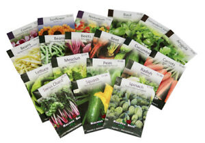 Vegetable-amp-Flower-Seeds-Direct-Sow-Seed-Collection