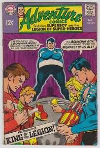 L6654-Aventura-Comics-375-Vol-1-VG-VG-Estado
