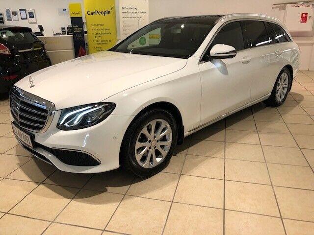 Mercedes E220 d 2,0 Avantgarde stc. aut. 5d - 3.652 kr.