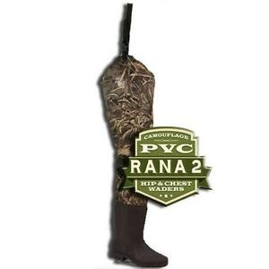 Frogg Toggs Rana II Realtree Max5 Camo Cleated Boot Hip Waders