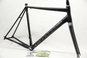 2171d1ecfe2 Image is loading 2017-Cannondale-CAAD12-Alloy-Road-Bike-Frame-58CM-