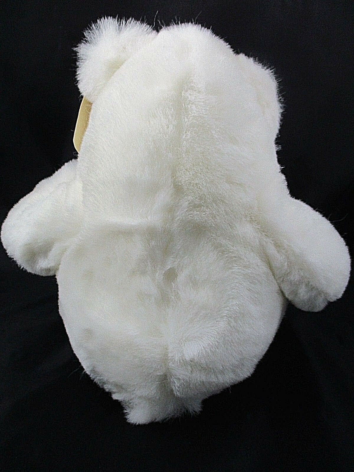 Nahnook Plush Polar Abominable Bear Nanook Abominable Polar Snowman