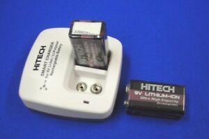 9v-LiPo-1-Charger-2-Slots-2-9v-LiPo-0-6A-Rechargeable-9v-NiMh-power-3-times