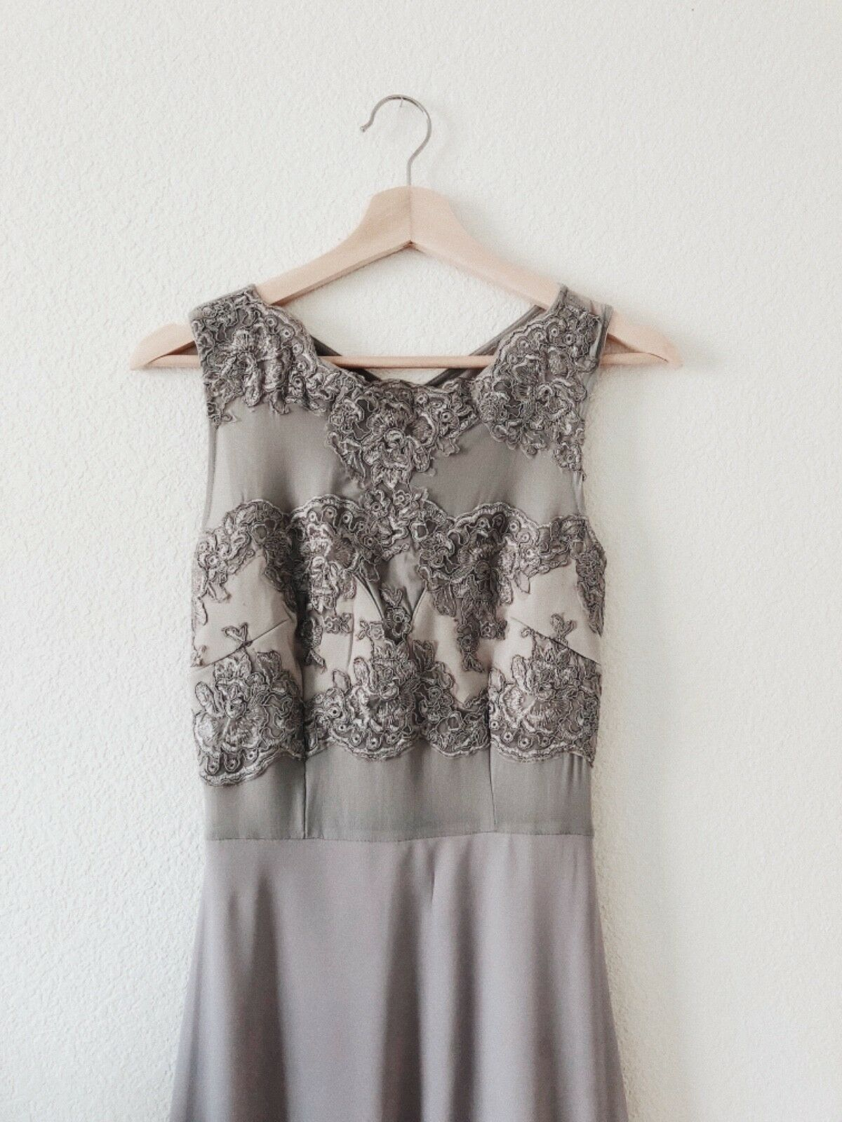 Beautiful grey grey grey lavender dress for any occasion  6d228f