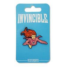 INVINCIBLE Atom Eve Pin