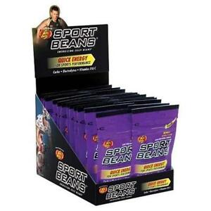 Jelly Belly Berry Sport Beans 1 Ounce - Quick Energy For Sports Performance