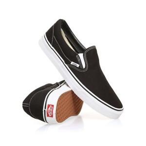 vans uomo scarpe nere