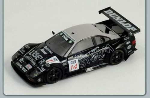 Des chaussures personnalisées vous  ent ent ent de la personnalité 1/43 Spark Lister Storm GTS FIA GT 2005 Keen/halliday | De Qualité Supérieure  33529d