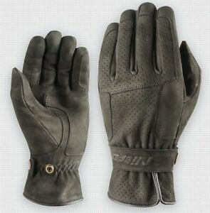 Nitro-NG-62-Glove-Motorcycle-Motorbike-Bike-Road-Touring-Custom-Nubuck-Black-T
