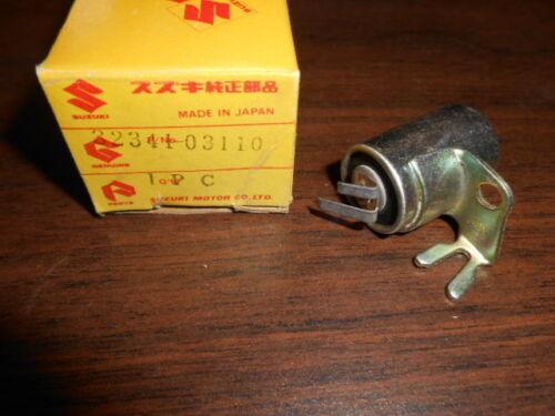 NOS Suzuki OEM Condensor AS50 RV90 TM75 TS50 TS75 32341-03110