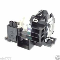Nec Np405+, Np420, Np510, Np410+ Projector Lamp With Ushio Nsh Bulb Inside