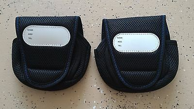 2 Custom spinning pouch cover for Daiwa Okuma Penn quantum Shimano reel size XL