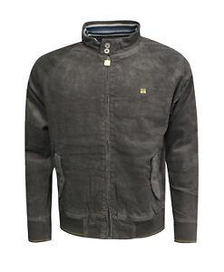 Details about Fila Vintage Mens Corduroy Gold Edition Jacket Grey U91268 042 OPPM1
