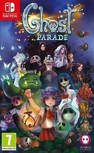 Ghost-Parade-For-Nintendo-Switch-New-amp-Sealed