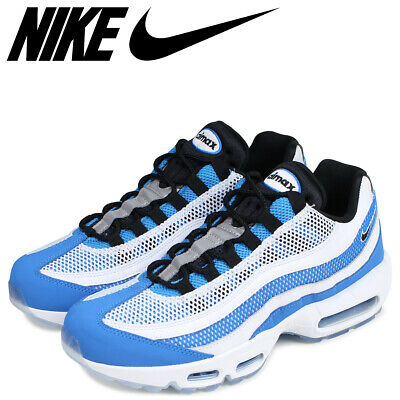 Nike Air Max 95 Essential Photo Blue Black White Ice 749766 409 Men's 10 Shoes | eBay