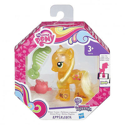 MY LITTLE PONY WATER CUTIES APPLEJACK  BRAND NEW IN BOX