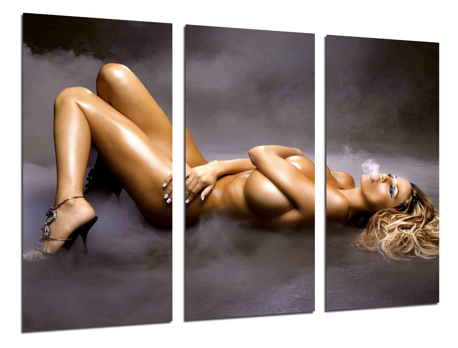 Cuadro Moderno Fotografico Mujer Chica Sexy, Erotico,Sensual, desnudo,ref. 26381