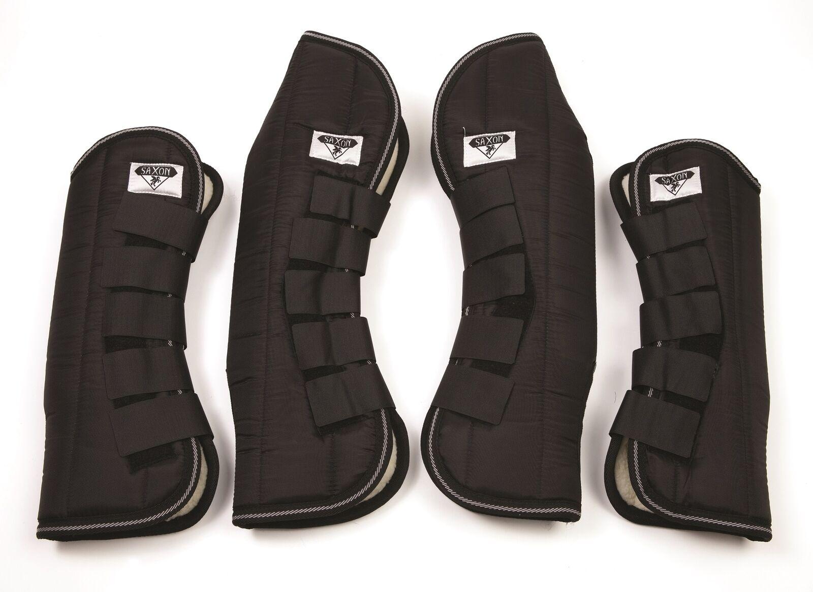 Saxon Travel Boots Set Of 4