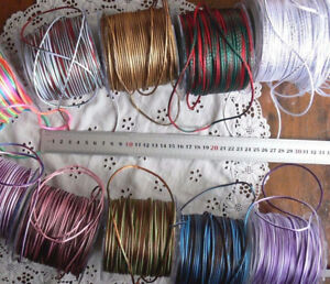 Satin-String-Striped-Ribbon-2mmRnd-5-amp-10-Metre-10-Colour-Choices-V1