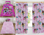 LOL-SURPRISE-SINGLE-BED-amp-66-034-X-72-034-CURTAINS-SET-BFF-FOREVER-PURPLE-REVERSIBLE thumbnail 1